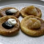 Liwanzen – tschechische Hefepfannkuchen