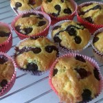 schnelle fruchtige Muffins von Steff
