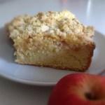 Schmand-Apfelkuchen