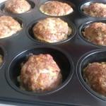 Frikadellen – Muffins