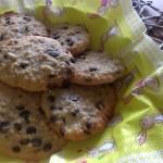 schnelle weiche Bananen-Cookies