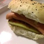 fluffige Hotdog-Brötchen