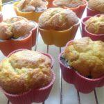 fruchtige Dinkel-Joghurt-Muffins