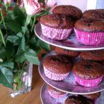 Schoko-Karamell-Muffins