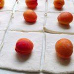 Aprikosen-Quark-Knödel